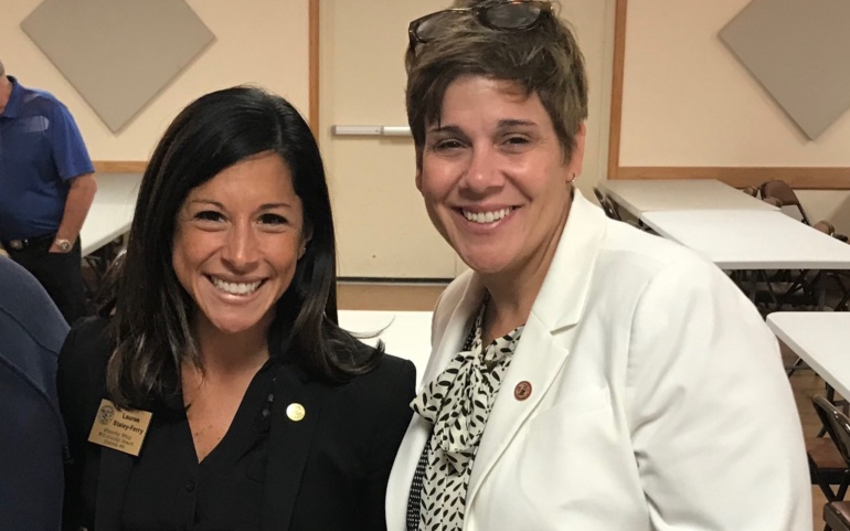 Senator Jennifer Bertino-Tarrant Endorses Lauren Staley-Ferry